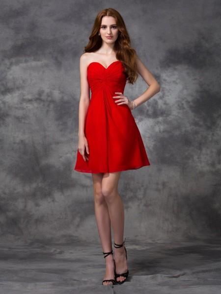 Fotos de vestidos de graduacion cortos