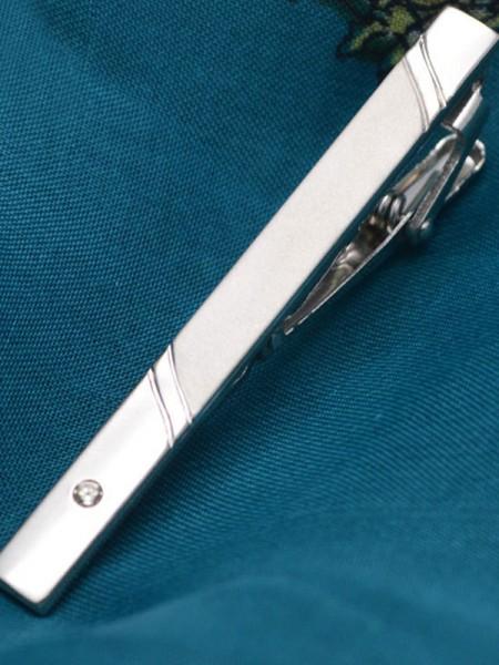 Modern Iron Tie Clip