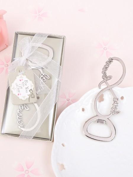 Regalos de boda: hermosos sacacorchos de aleación (5 piezas)
