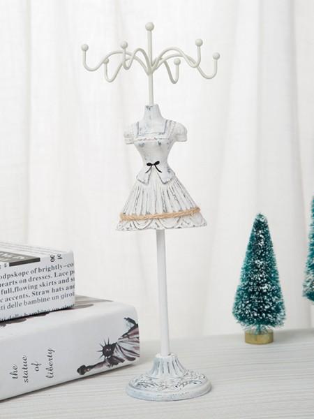 Regalos de boda: hermosos estantes de joyería de resina sintética