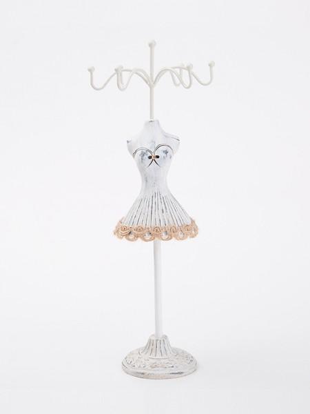 Regalos de boda: estantes de joyería de resina sintética encantadores