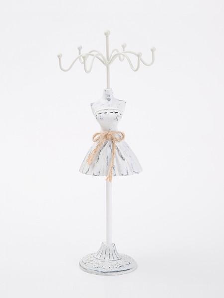 Regalos de boda: estantes de joyería de resina sintética con encanto