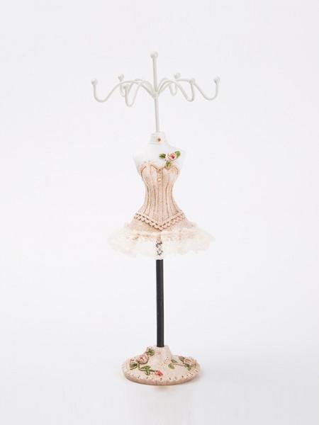 Regalos de boda-Exquisitos estantes de joyería de resina sintética