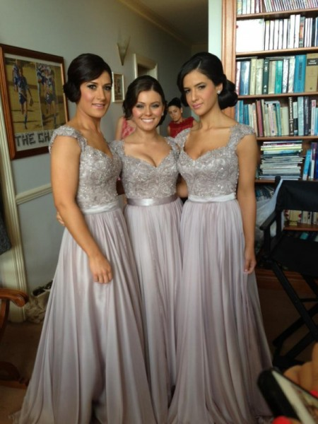Vestidos dama de honor online espana