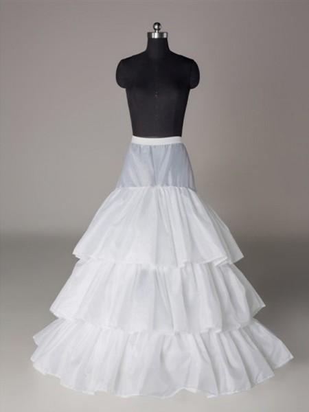 Enaguas para vestidos de novia sirena